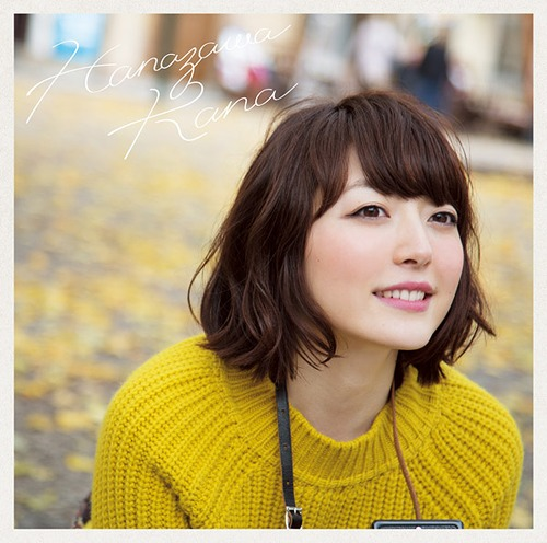 Cover Album Kana Hanazawa di CD Japan